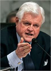Senator Ted Kennedy